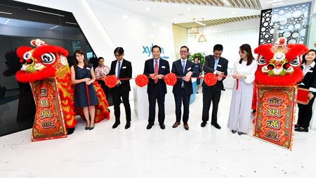 Xylem adds new Technology Hub to regional HQ in Singapore