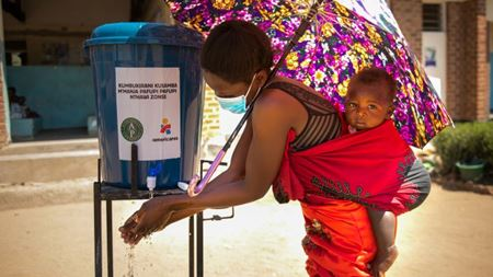 Xylem and Americares to improve WASH access for 1 million people