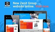 New Zenit website goes live