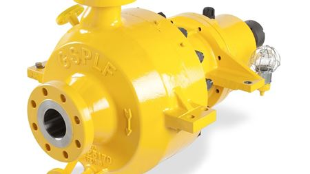Sundyne develops sealless magnetic drive pump