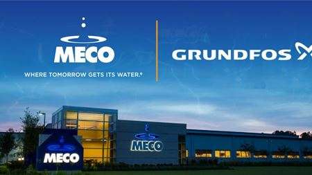 Grundfos to acquire US water technology company MECO