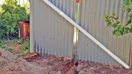 New sewer system suits Australian homes' needs