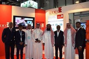 India's EKKI Pumps showcases submersible range at Big 5 Expo