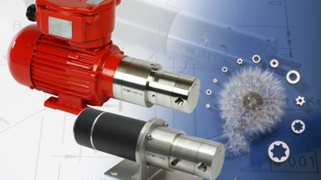 Michael Smith Engineers offers new motor options for gear pumps