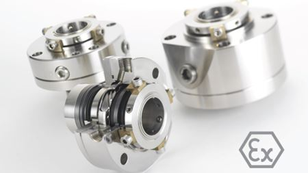 AESSEAL offers full ATEX products range