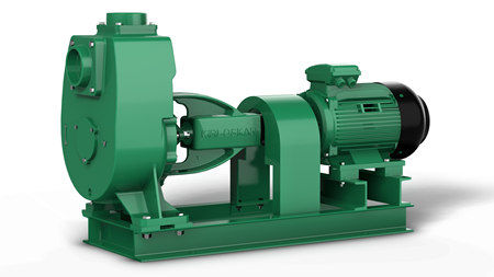 KBL launches coupled pump set with IE4 motor