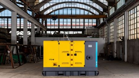 Atlas Copco launches model for high pressure use
