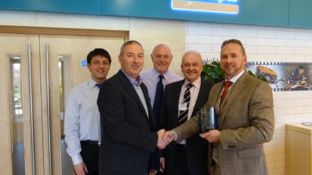 Air Kraft wins Atlas Copco 'Distributor of the Year award'