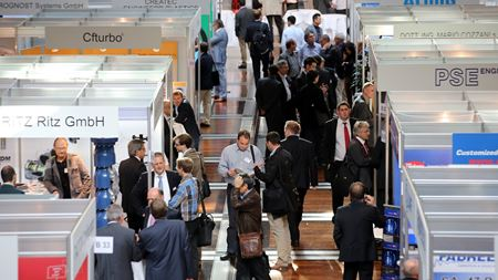 Some stands still available for VDMA conference