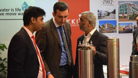 Indian manufacturer EKKI goes for global market