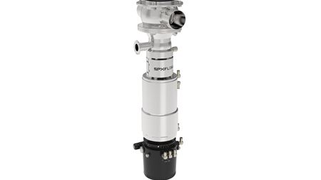 SPX Flow adds tank outlet valve to APV D4 series