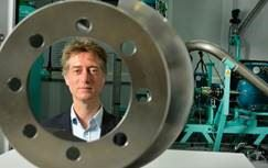 Lontra's Blade Compressor to increase fuel efficiency in power stations