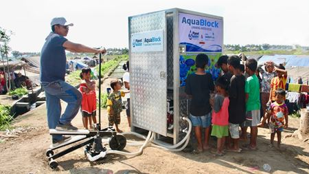 Xylem and Planet Water Foundation extend impact