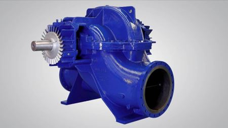 New SMD water pump from Sulzer Pumps