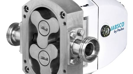 Verder acquires Jabsco rotary lobe pump line from Xylem