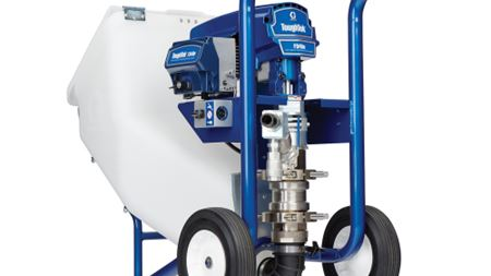 Graco introduces ToughTek fireproofing pumps