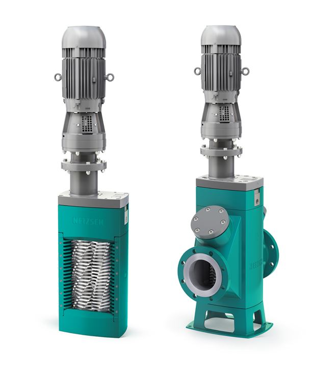 The N.Mac can be installed into effluent channels or upstream from a pump.