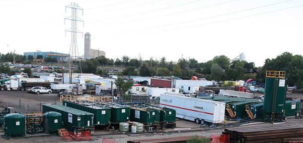 BakerCorp's custom filtration solution successfully treated more than 15 million gallons of contaminated water onsite.